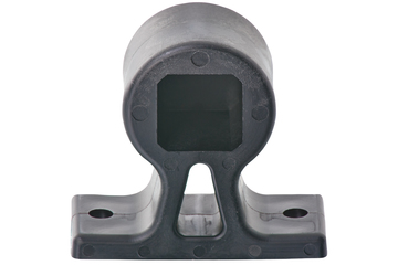 drylin® Q shaft end support