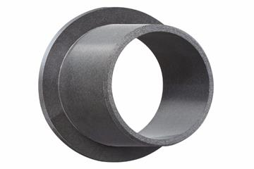 iglidur® G1, sleeve bearing with flange, mm