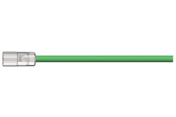 readycable® pulse encoder cable acc. to Baumüller standard 198963 (5 m), pulse encoder base cable TPE 7.5 x d