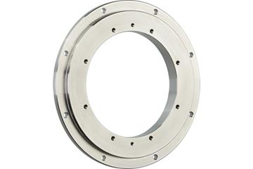 iglidur® slewing ring, PRT-04, outer ring made from stainless steel, inner ring made from iglidur® A180
