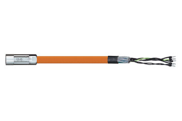 readycable® motor cable similar to Parker iMOK42, base cable PVC 10 x d