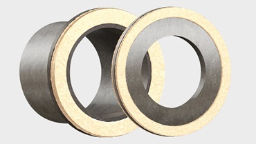 iglidur plain bearings SG03 with felt seal